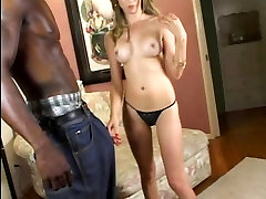 BBC doggystyle small ass behind majhno rit