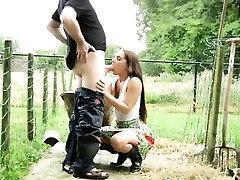 Stari, dekleta seks na podeželju