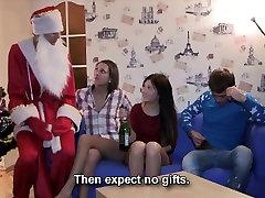 teen Seks Strani - Božič pre-jebena stranka