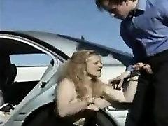 Mature Slut Sucks And Fucks Outdoors