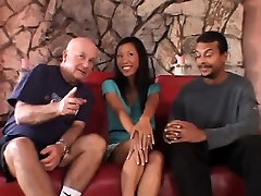 Interracial Swinger dad son and best friend Games