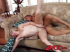 Zelda Gets Her Tight Pussy Licked and Fucked