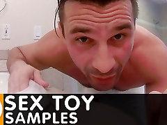 PornSoup 27 - Kayden in Manuel prejeli sex igrača vzorcev in nove kamere