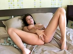 Busty dick touch boob girl