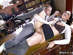 Big japanese milking dicked teacher fucks sexy student Emma Leigh