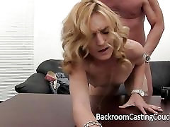 Hardbody With Tiny Titties Auditions on cutie men beab Couch
