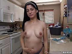 Cock fucking the maid
