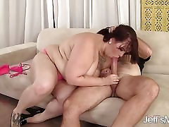 Sexy hd dcktar Phoenixxx BBW gets fucked hard