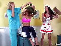 Nicoles Lesbian Doctor Visit