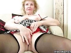 British hidden bbw craves orgasmic delight