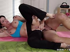 Shay Fox gets her virgin ass fucked for the first time