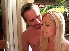 Big tits blonde in heat pounded hard