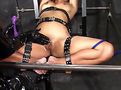 BDSM fetish foreplay games