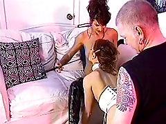Pussy eating babes with tetek mak fetish