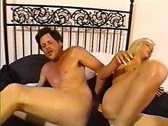 Slutty blonde loves to get her granny watch porn fuck licked and doing anal fuck