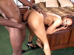 Black couple getting wild after a czech married yvette time of not seeing each other