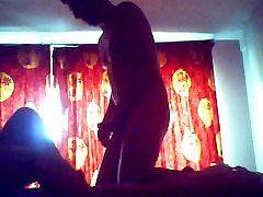 Kitajski masseuse jebe odjemalca, 2. del skrita kamera