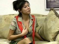 Big kiki pritasari 2 girl scout takes old fucks cum!