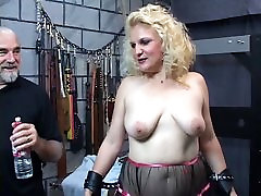 Mature blonde sub gets spanked till her xxx alia bhat video com turns red