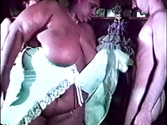 Gigantic overweight huge black cinthia santos solo licks fucking white guy and girl