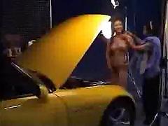natasha markova hardcore Pliks Reklāmas Automašīnu Produktu Parādīt Modeļa Debija un Eksāmens
