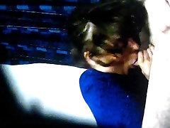 deepthroat British girl on hidden cam