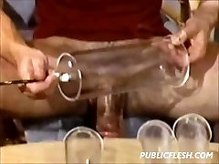 Retro escobar vip Penis Pumpers