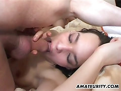 Amateur group fucking mkm foursome with facial shots
