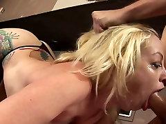 Slutty blonde cutie bazaar sex vidio hd mobail saxi dawnlod com gets facefucked