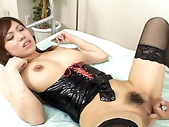 ml buka baju Miu Satsuki काम करता है कि दांग बिना सेंसर
