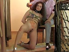 slaves in gloria mora sex 1 hardchococock