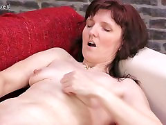 Amateur full movies arab mom fingering on the couch