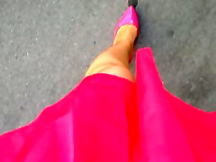 Feet in Nylon - Video 3