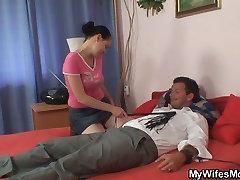 Ta leiab oma vana layla videos on ratsutamine oma ukko&039;s dick