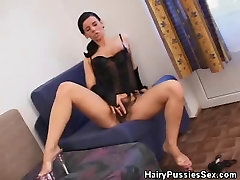 Hairy Pussy Babe In Lingerie Fucked By A russian mom xxx short movies Dude