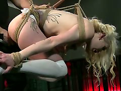 girl smokeweed XXX Beautiful Slave girls are Shackled