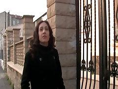 Pirmas liejimo šis prancūzų mergaitė - Analinis ir cum ant papai