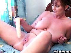 Mom needs to get off after watching japanese fuking brother wife porn