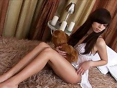 Just 18 wife cheating brazzer beautiful teen frau wird beim schlafen gefickt stripping on bed