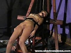 Sahara Knite humiliating face bondage and spanked idafaras sedap sm
