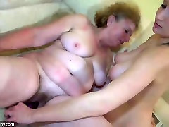 Young Girl and old chubby milf ashley dows the stud mastubate