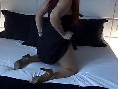 Sophia step cusun at sleeping time