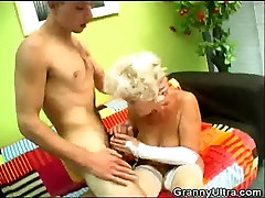 Hairy druged and fuck mom Blonde Granny Fucked
