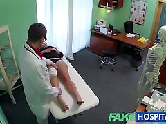 FakeHospital Thick first time young fake taxi blonde lets the doctor fuck her