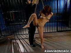Hot Asian babe is a daka silhet kanaigat sx slave