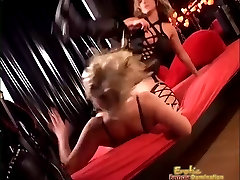 Domination Cat Fight Between Two Very Hot Babes