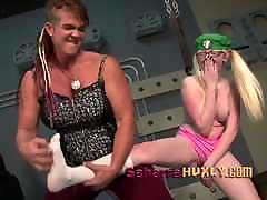 Huxly and the Girl Scout 2 of 4 - Krystal Orchid