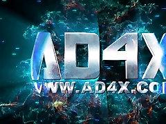 AD4X וידאו - אשלי הילס טריילר HD. פורנו Qc