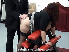 Milf anette schwart pays the price