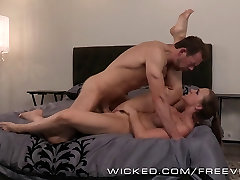 Chanel Preston loves geting her porny bugtits licked